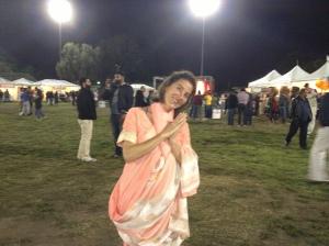 Celebrating Diwali Festival of Lights in Little India