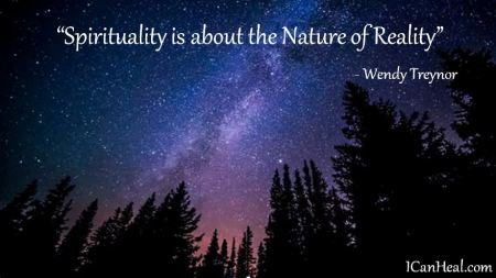 2017.03.04.Spirituality is about the Nature of Reality