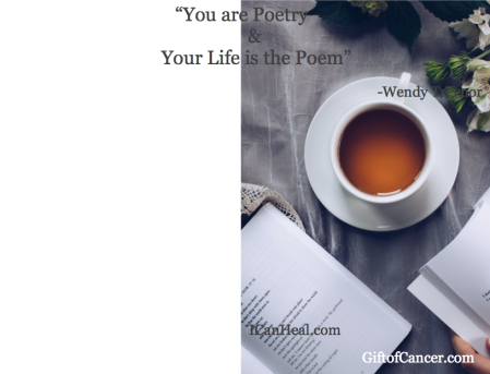 2019.02.02.You are Poetry and Your Life is the Poem