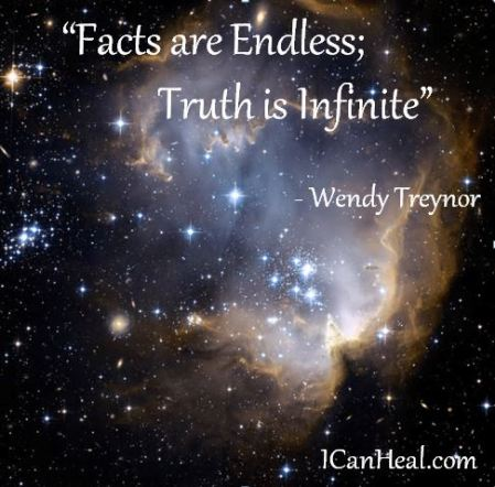 2017.03.27.Facts are Endless Truth is Infinite